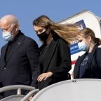 The Latest: Biden to campaign alongside Obama for 1st time