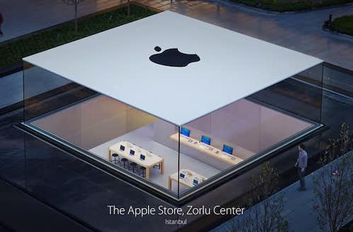 Apple's Zorlu Center store in Istanbul wins design and engineering accolades