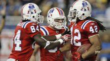 New helmet rule paves way for Patriots' 'Pat Patriot' throwbacks to return