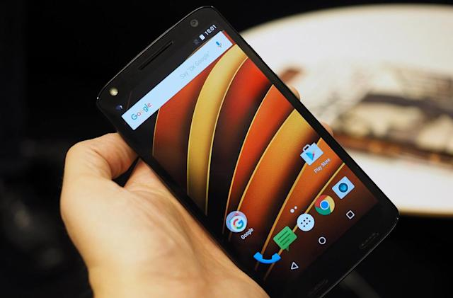 The Moto X Force is the Droid Turbo 2 for everywhere else