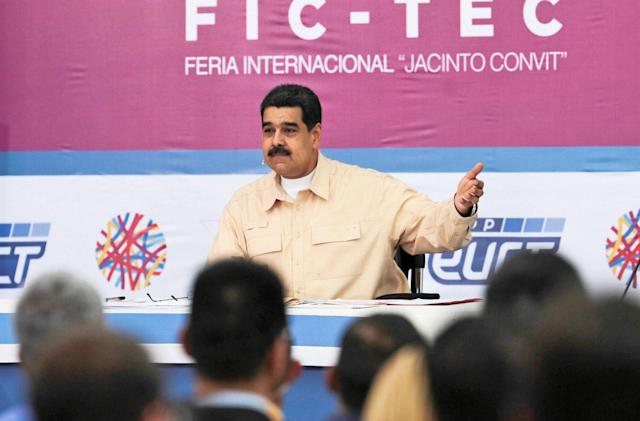 Venezuela will start its own digital currency to beat sanctions