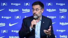 Nada de adeus: O motivo pelo qual Bartomeu está decidido a não deixar o Barcelona