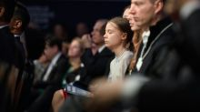 US tells Thunberg to 'study economics' in Davos climate spat