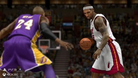 NBA 2K14 review: Swear fealty to King James