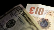 EU's Barnier sends sterling above $1.30 for first time in 3 weeks
