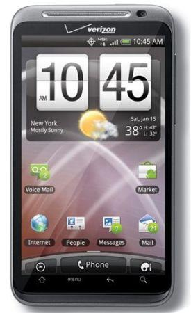 Verizon sends out OTA update for the HTC Thunderbolt, lacks fix for LTE