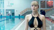 """La nueva película de Jennifer Lawrence tuvo que ser re-editada para eliminar """"violencia sádica"""""""