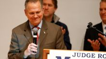 Moore not ready to admit Alabama defeat.