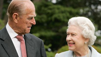 How the Duke of Edinburgh became the Queen's 'strength and stay'