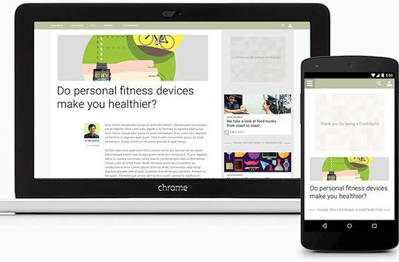 Google's Contributor lets you crowdfund sites instead of seeing their ads