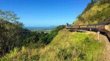 Blood, sweat and scenic views: The dramatic story of the Kuranda Railway