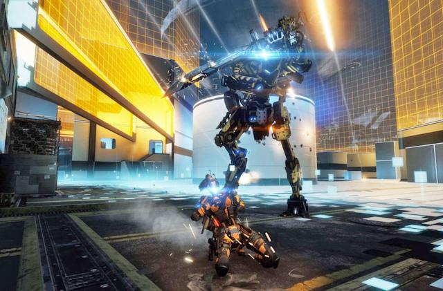 'Titanfall 2' DLC adds another weapon slot and new maps on June 27th
