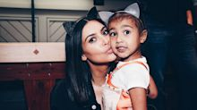 North West Asked Kim Kardashian Why She's Famous and She Swerved SO Hard