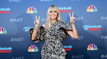 Coronavirus scare sees Heidi Klum self-isolate after taking ill on America's Got Talent