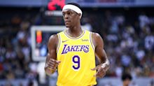 Sources: Rajon Rondo not expected to make return for Lakers on Sunday