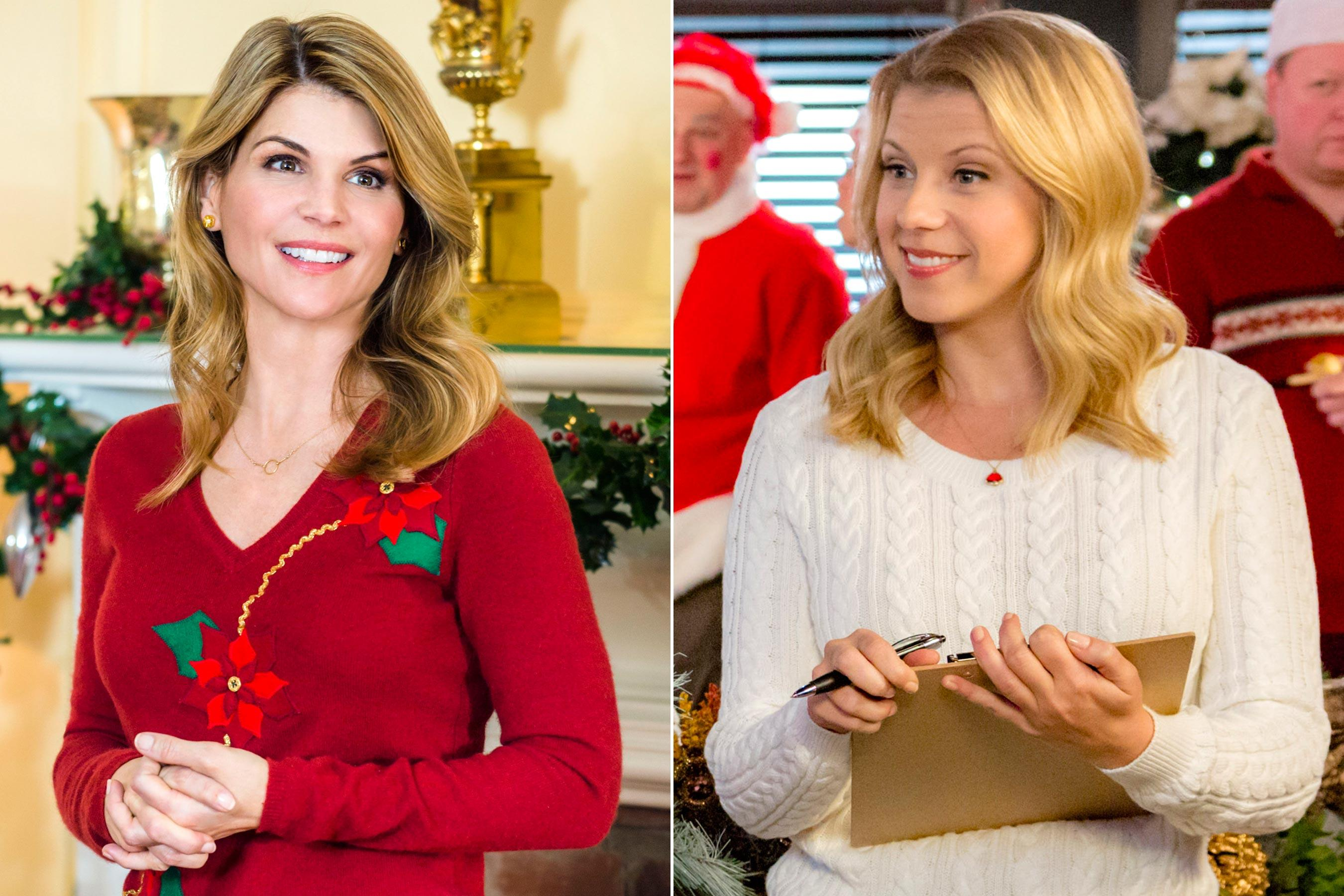 Full House alums Lori Loughlin and Jodie Sweetin to star in Hallmark ...
