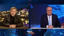 "ZDF-Crossover: ""Wilsberg""-Macher schicken Ermittler Overbeck in die ""heute show"""