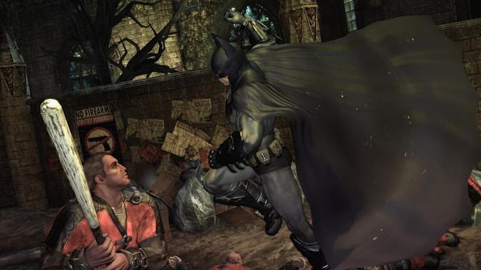 Batman: Arkham City review: A world of difference