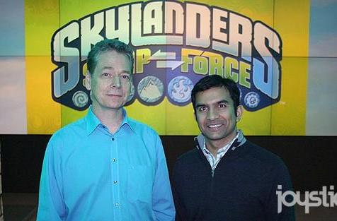 Toys for Bob and Vicarious Visions on keeping annual Skylanders 'magic' alive