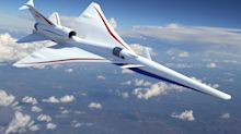 Lockheed is building 'quiet' supersonic jet to go from London to New York in three hours