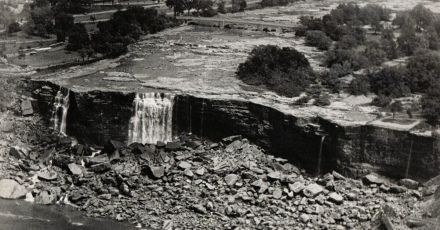 The Niagara Falls' Terrifying Secret Was Revealed