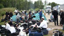 Ukraine, Belarus trade accusations over Jewish pilgrims
