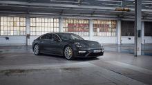Porsche revises Panamera range with updated hybrid models