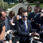 Scaramucci upends White House balance of power