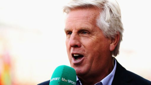 Voices of Sport: Steve Rider - The unflappable presenter that has fronted coverage of major events for decades
