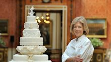 What it's really like to make a royal wedding cake