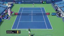 Tennis - WTA - Cincinnati : Bautista Agut rejoint Djokovic en demies
