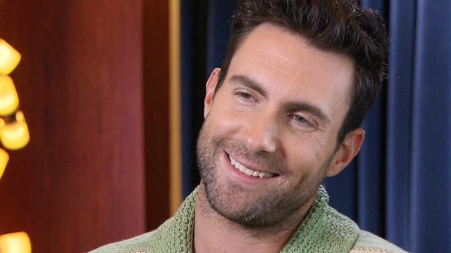 Keeping up with Adam Levine's
