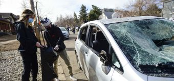 Officers hurt, property damaged at Colo. party