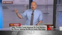Cramer: If you're investing based on Trump's tweets, you'...
