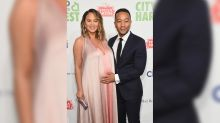 Chrissy Teigen Hilariously Shades John Legend as He Reveals Newborn Son's Name Inspiration