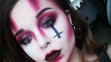 """Fan Created Makeup Look Inspired by """"American Horror Story: Apocalypse"""""""