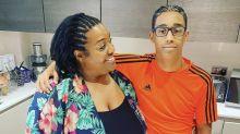 Alison Hammond shares rare snap of teenage son