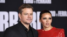 Matt Damon reveals his daughter Alexia, 21, had COVID-19: She 'got through it fine'