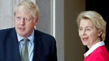 UK PM to talk to EU chief as Brexit talks run out of time