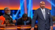 Steve Harvey declares eccentric Grandpa Billy to be 'fan favorite' on 'Celebrity Family Feud'
