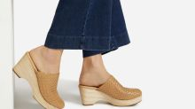 Everlane just released their first-ever pair of Clogs — and they're perfect for spring