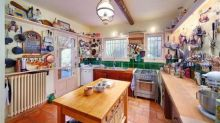 Julia Child's Sweet French Kitchen (and Its Small Cottage) Listed at Less Than $1 Million