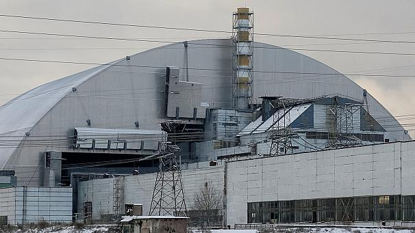 1faa271b4 Chernobyl 'protected for a century' by new Confinement Arch [Video]