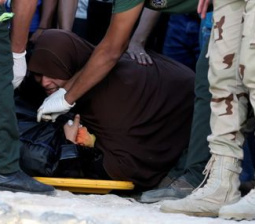 Death toll in migrant shipwreck off Egypt rises to 202