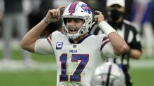 NFL Twitter reacts to Josh Allen's amazing throw in Bills-Raiders game
