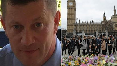 Westminster attack victims remembered one year on