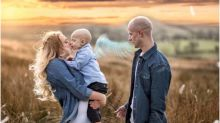 Vítima de câncer, garotinho de 5 anos pede desculpas para a mãe antes de morrer