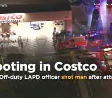 Off-duty LAPD officer shot man who hit him in Costco: Police