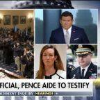 Chris Wallace doesn't believe President Trump will testify at impeachment hearings