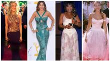 20 of the most memorable Emmys gowns ever